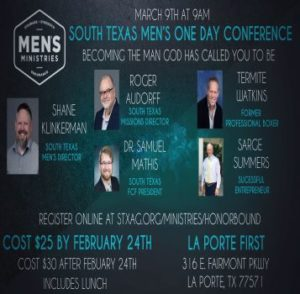 TBC Men s Conference STXAG