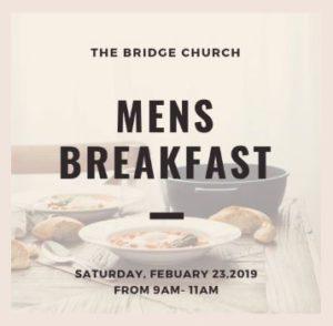 TBC Mens Breakfast